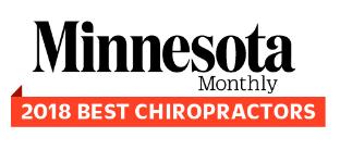 Minnesota Monthly 2018 Best Chiropractor